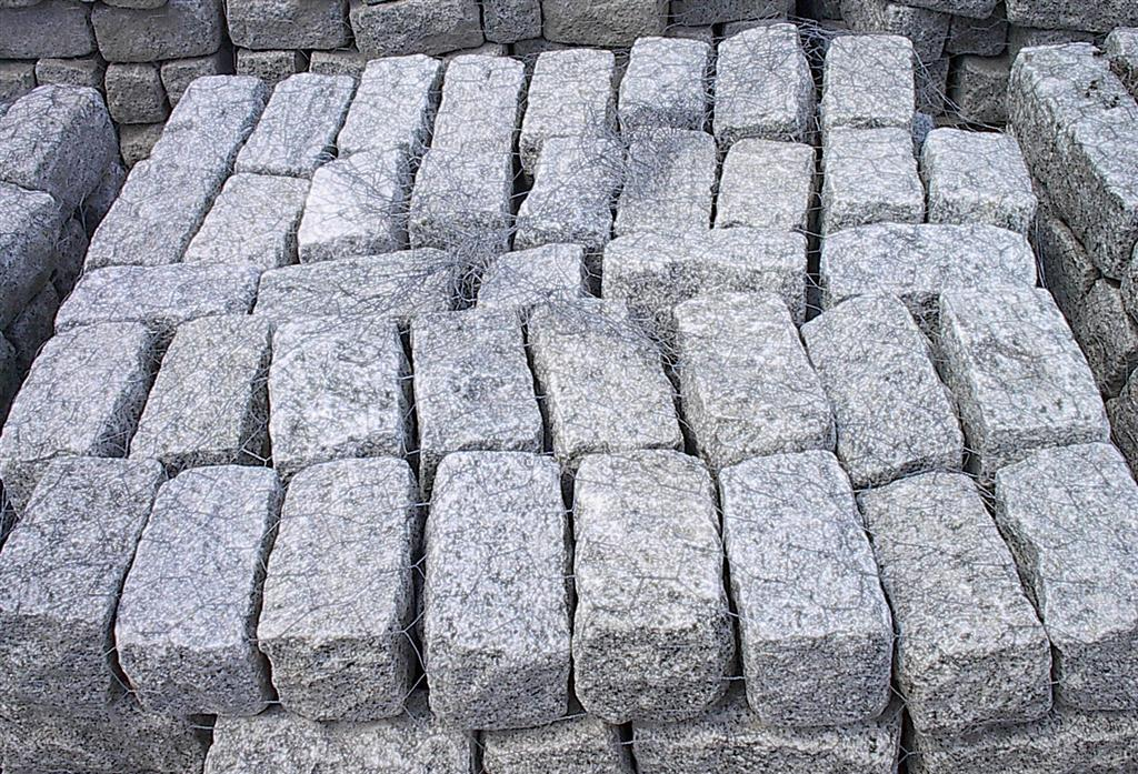 Granite Cobblestone Pavers : Granite cobblestones available at tlc supply quincy ma