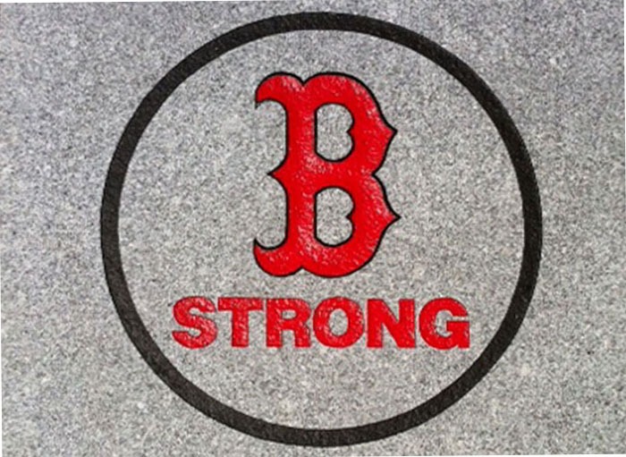 Boston Red Sox Boston Strong Engraving